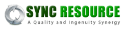 Sync Resource Inc Logo